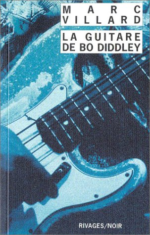 Couverture La guitare de Bo Diddley