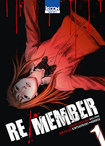 Couverture Re/Member tome 1