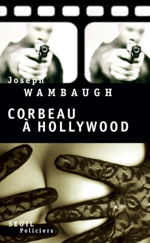 Couverture Corbeau à Hollywood