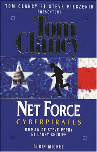 Couverture Net Force, Tome 7 : Cyberpirates