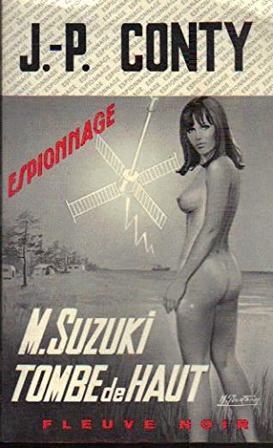 Couverture Mr Suzuki tombe de haut