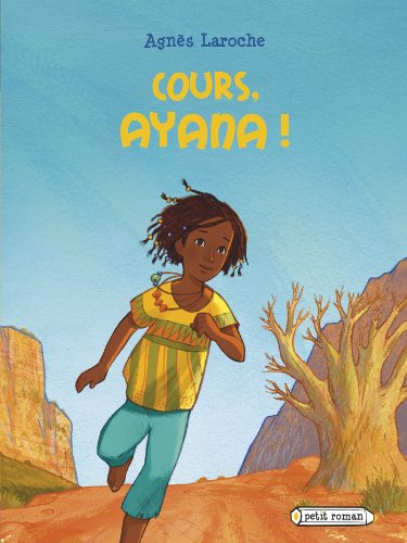 Couverture Cours, Ayana !