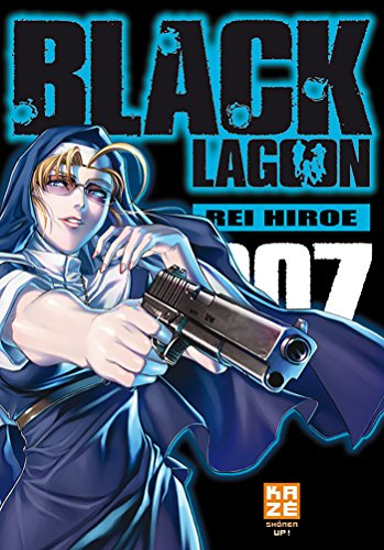 Couverture Black Lagoon tome 7