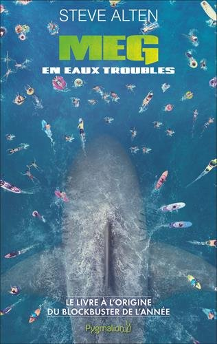 Couverture Meg : En Eaux Troubles