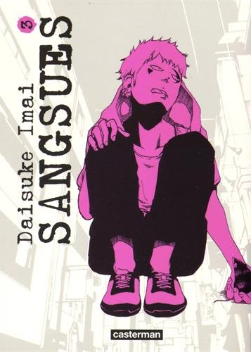 Couverture Sangsues - Tome 3