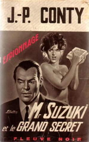 Couverture Mr Suzuki et le grand secret