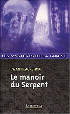 Couverture Le Manoir du Serpent