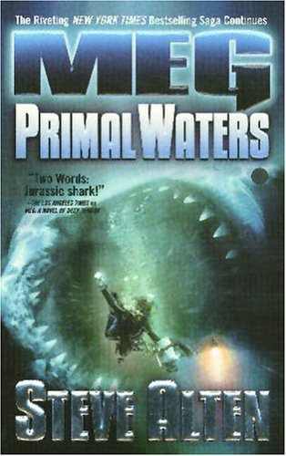Couverture Primal Waters (VO)
