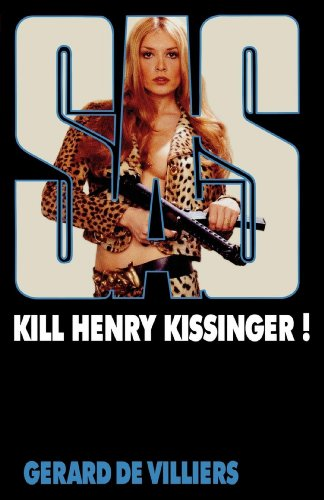 Couverture Kill Henry Kissinger !
