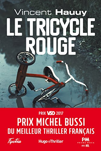 Couverture Le Tricycle Rouge