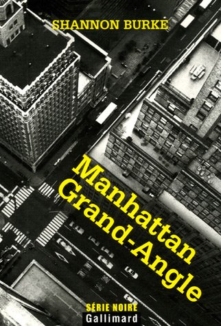 Couverture « Manhattan Grand-Angle »