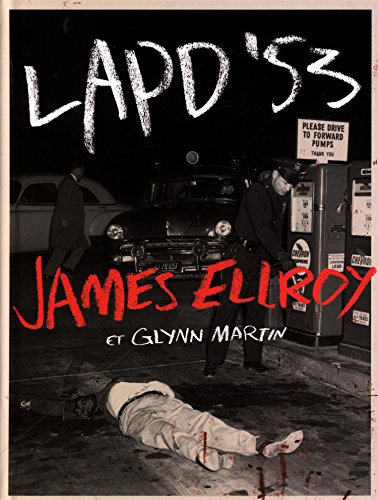 Couverture James Ellroy, les archives du LAPD