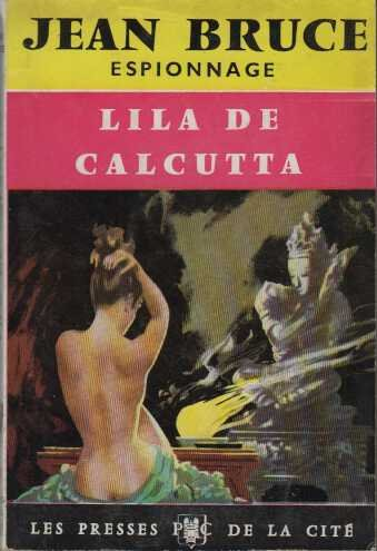 Couverture Lila de Calcutta
