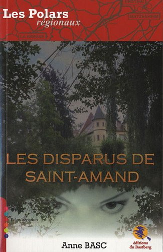 Couverture Les Disparus de Saint-Amand