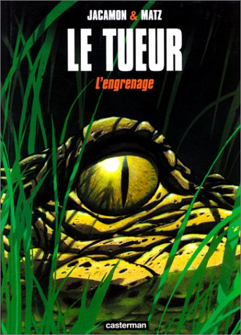 Couverture L'engrenage