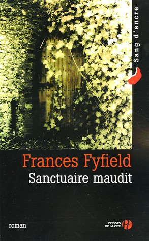 Couverture Sanctuaire maudit
