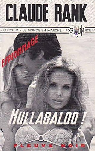 Couverture Hullabaloo !
