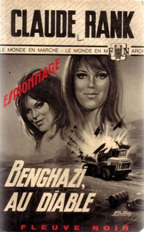 Couverture Benghazi, au diable