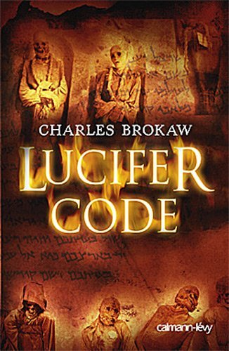 Couverture Lucifer Code