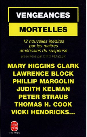 Couverture Vengeances mortelles