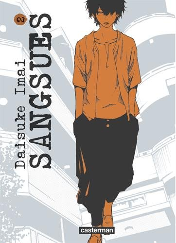 Couverture Sangsues - Tome 2