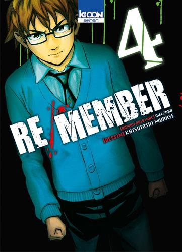 Couverture Re/Member tome 4