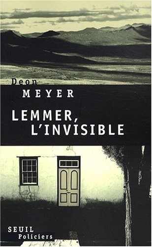 Couverture Lemmer, l'Invisible
