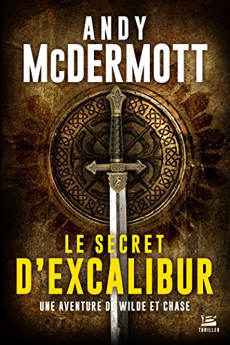 Couverture Le Secret d'Excalibur