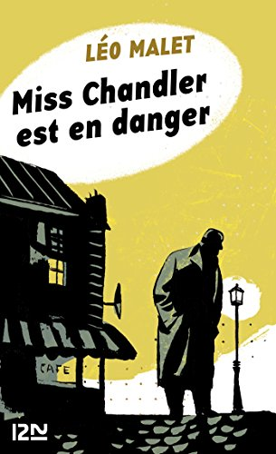 Couverture Miss Chandler est en danger