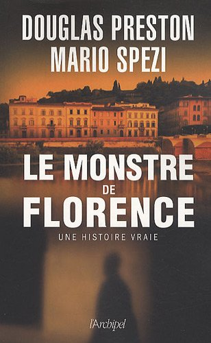 Couverture Le Monstre de Florence