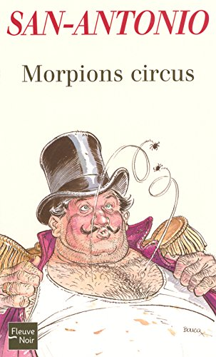 Couverture Morpions circus