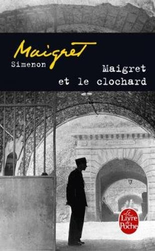 Couverture Maigret et le Clochard