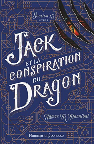 Couverture Jack et la conspiration du dragon