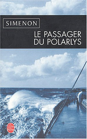 Couverture Le Passager du Polarlys