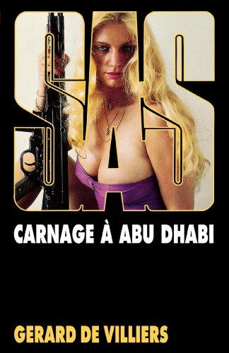 Couverture Carnage à Abu Dhabi
