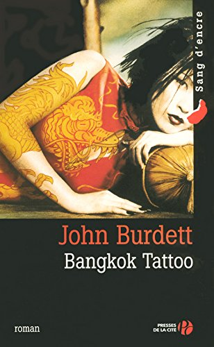 Couverture « Bangkok Tattoo »