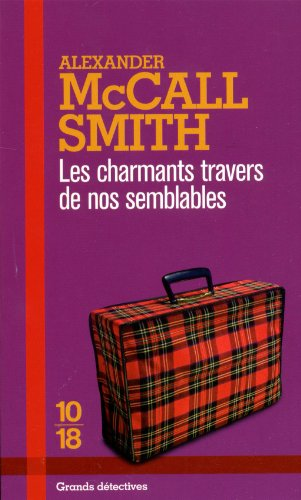 Couverture Les charmants travers de nos semblables