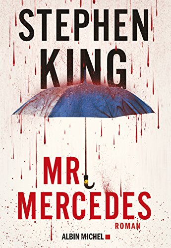 Couverture Mr Mercedes Albin Michel