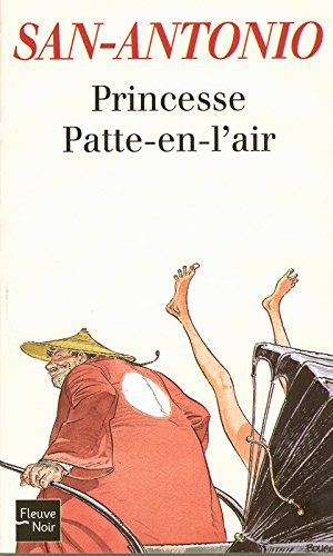 Couverture Princesse patte-en-l'air