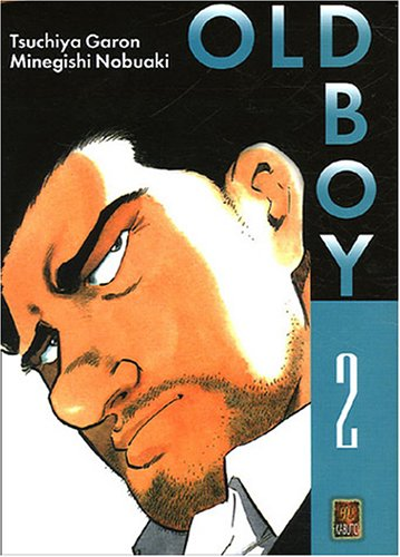 Couverture Old Boy 2