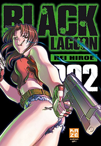 Couverture Black Lagoon tome 2