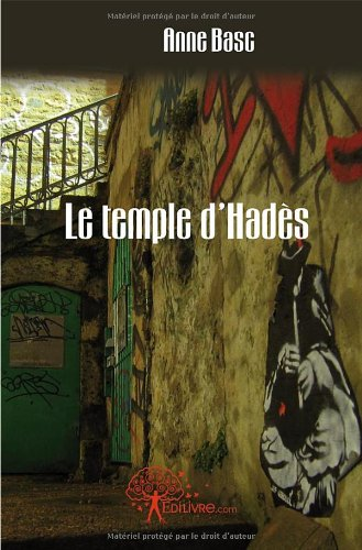 Couverture Le Temple d'Hadès