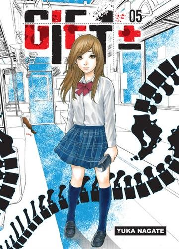 Couverture Gift +- tome 5