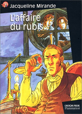 Couverture L'Affaire du rubis