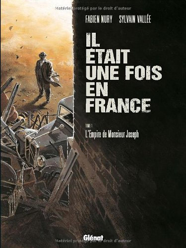Couverture « L'Empire de Monsieur Joseph »