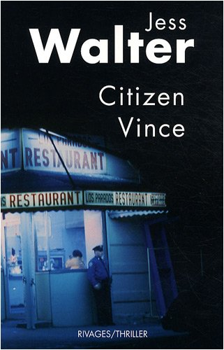 Couverture Citizen Vince Rivages