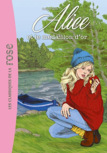 Couverture Alice et le Médaillon d'or