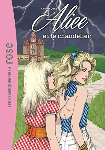 Couverture Alice et le Chandelier