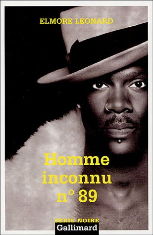 Couverture Homme inconnu n°89