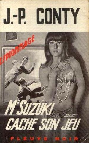 Couverture Mr Suzuki cache son jeu